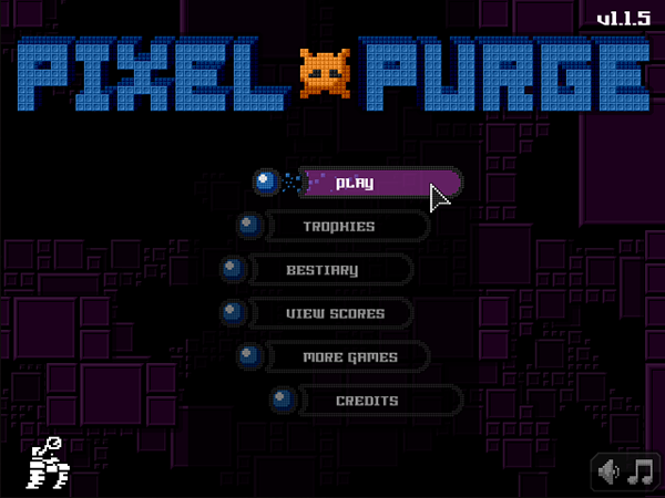 Pixel Purge post mortem
