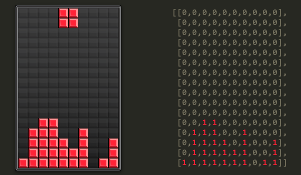 Implementing Tetris: Collision Detection