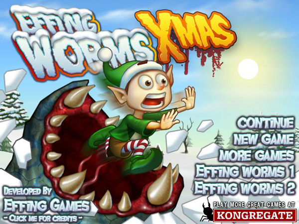 Effing Worms - Xmas: Critique