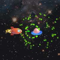 Build a Shoot-'Em-Up in Construct 2: Blowing Up the Enemies
